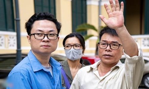 Cuu Pho chanh an Nguyen Hai Nam tiep tuc hau toa