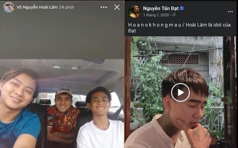 Giua on ao tinh ai voi Bao Ngoc, Dat G tung nhan la fan ruot cua Hoai Lam?-Hinh-3