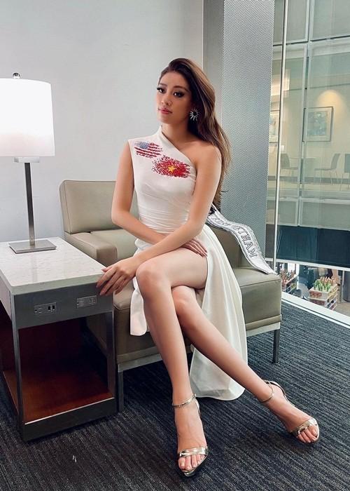 Vua den My, Khanh Van duoc du doan lot top 21 Miss Universe 2020-Hinh-2