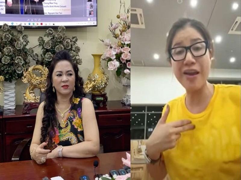 NSND Hong Van va loat sao Viet dinh on ao voi ba Phuong Hang-Hinh-5