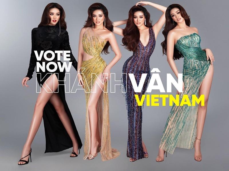 Khanh Van dien trang phuc ruong bac thang o Miss Universe 2020-Hinh-4