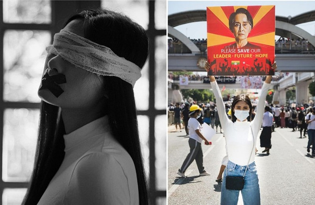 Dai dien Myanmar hanh dong bat ngo tai Miss Universe khien fan lo ngai-Hinh-2