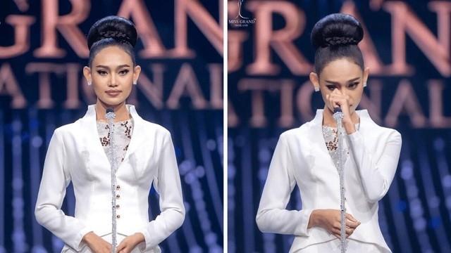 Dai dien Myanmar hanh dong bat ngo tai Miss Universe khien fan lo ngai-Hinh-5