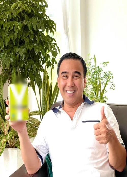 "Quyen Linh dat show the nao duoc menh danh ""vua quang cao""?-Hinh-2"