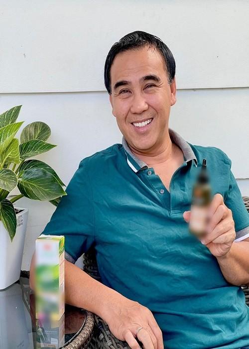 "Quyen Linh dat show the nao duoc menh danh ""vua quang cao""?"