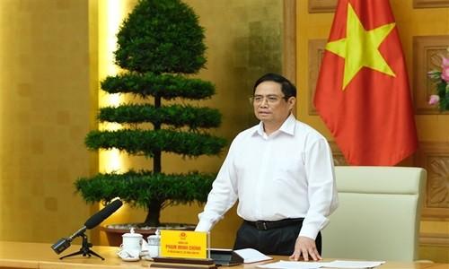 Thu tuong: Phai san xuat bang duoc vaccine phong chong COVID-19
