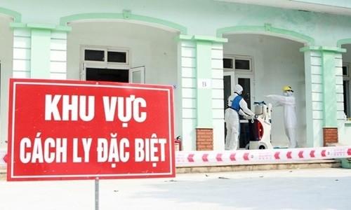 Dich COVID-19: Truy tim nguoi tron khoi khu cach ly tai Tay Ninh