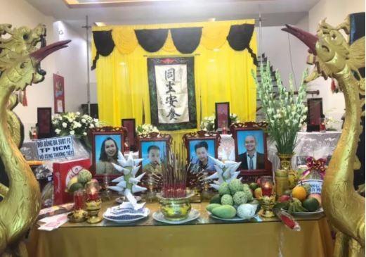 Roi nuoc mat canh tang le gia dinh co 4 nguoi tu vong trong vu chay o Quang Ngai