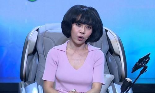 MC Trac Thuy Mieu bi phat 7,5 trieu dong