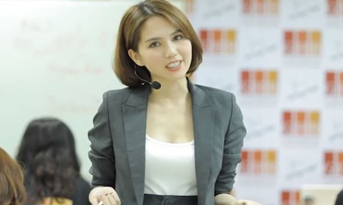Vi sao Ngoc Trinh day kinh doanh online bi