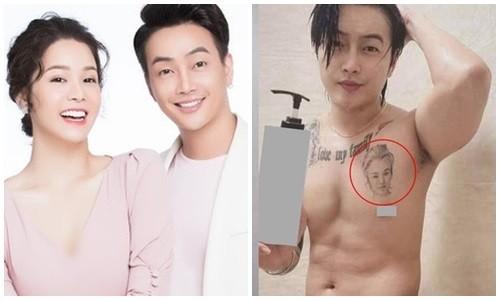 TiTi len tieng ve nghi van xam hinh Nhat Kim Anh tren nguc