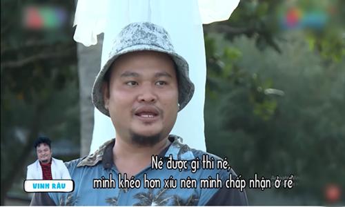 Cuoc song o re cua Vinh Rau truoc khi ly hon Minh Trang