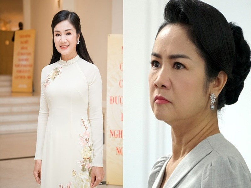 "Tai sac dan dien vien ""Huong duong nguoc nang"" lot de cu VTV Awards"