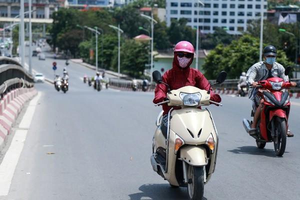 Du bao thoi tiet 23/8, Ha Noi nang choi chang