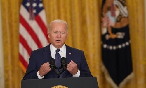 Ong Biden the truy lung nhom gay ra vu danh bom o san bay Kabul