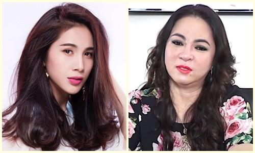 Keo Thuy Tien vao vu Mr Dam, ba Phuong Hang tien hau bat nhat