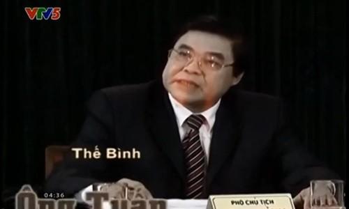 Loat vai dien an tuong cua nghe si The Binh vua qua doi-Hinh-4