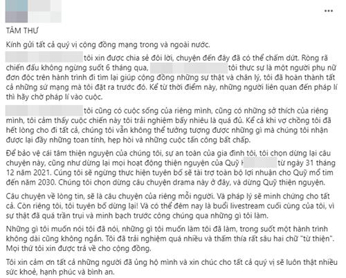 Ro tin don ba Phuong Hang tuyen bo dung drama voi sao Viet-Hinh-2