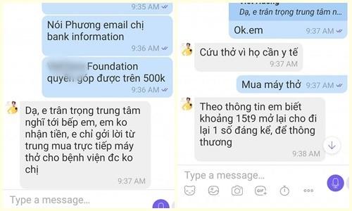 Thuc hu tin don Viet Huong nhan tien quyen gop tu nuoc ngoai-Hinh-2