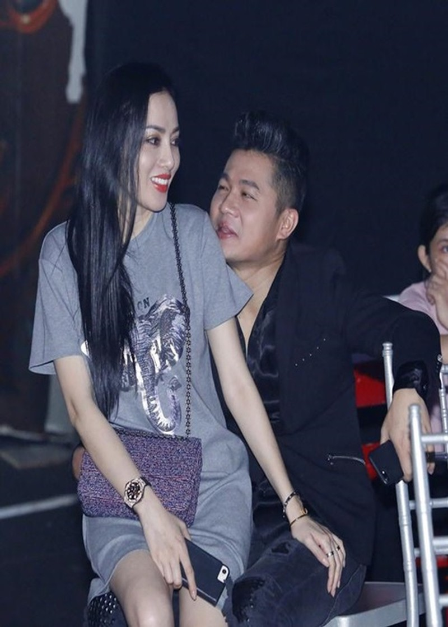2 nam hon nhan ngan ngui cua Lam Vu va vo hoa hau-Hinh-4