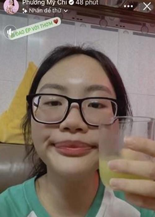 Phuong My Chi tang can khong phanh sau khi khoi COVID-19-Hinh-3