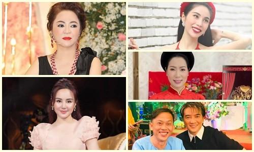Bi 5 nghe si lam don to cao, ba Phuong Hang phan ung sao?