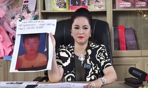 Cong an se tra loi don to giac ba Phuong Hang sau bao lau?