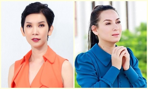 "Xuan Lan ""mang"" ai do nhan than, to ra dau don vi Phi Nhung"
