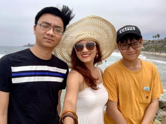Cuoc song o My cua Thanh Ngoc