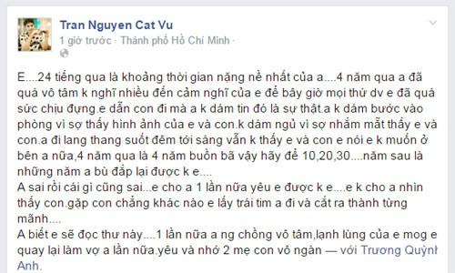 Xem lai hinh anh hanh phuc cua Truong Quynh Anh va Tim-Hinh-2