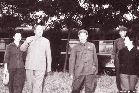 Bi mat ve Doi truong doi ve sy cua Mao Trach Dong-Hinh-2
