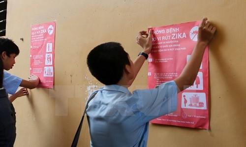 3 truong hop nhiem virus Zika tai Viet Nam mang tinh don le