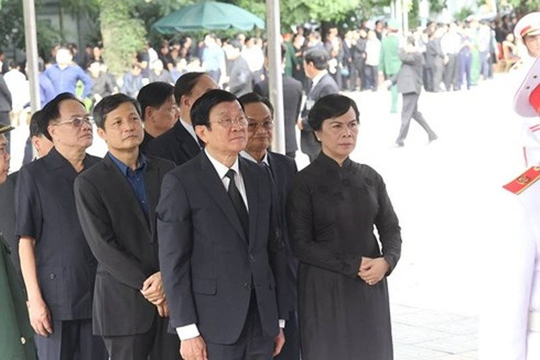 Toan canh Le Quoc tang Chu tich nuoc Tran Dai Quang-Hinh-16