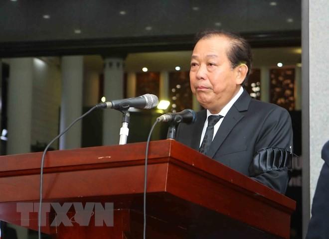 Toan canh Le Quoc tang Chu tich nuoc Tran Dai Quang-Hinh-2