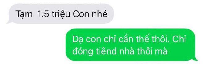 Tin nhan bo gui co sinh vien 1,5 trieu va cau chuyen cam dong rot nuoc mat-Hinh-2