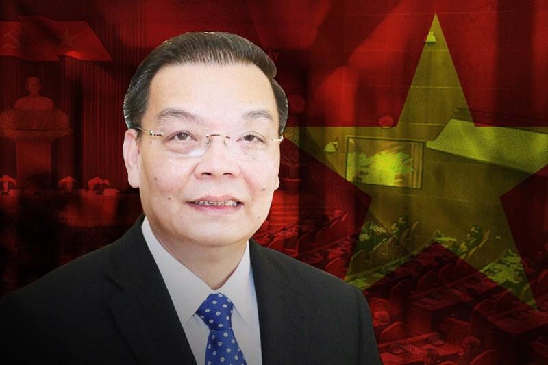 Chan dung 4 Pho Bi thu Thanh uy Ha Noi khoa moi