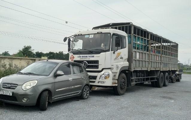Cong ty gas o Thai Binh bi doi thu choi xau: Cong an noi gi?