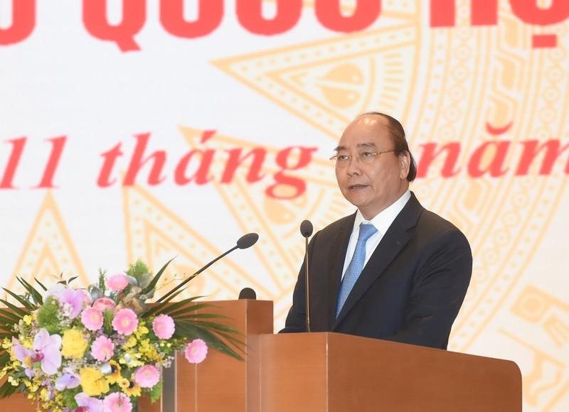 Tong Bi thu, Chu tich nuoc Nguyen Phu Trong ung cu dai bieu Quoc hoi khoa XV-Hinh-2