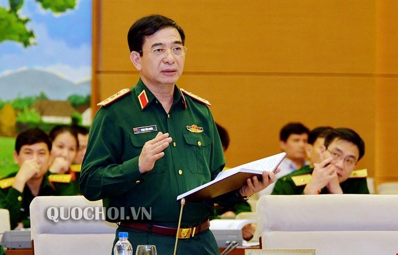 Nhat tri gioi thieu Bo truong Bo Quoc phong Phan Van Giang ung cu Quoc hoi-Hinh-2