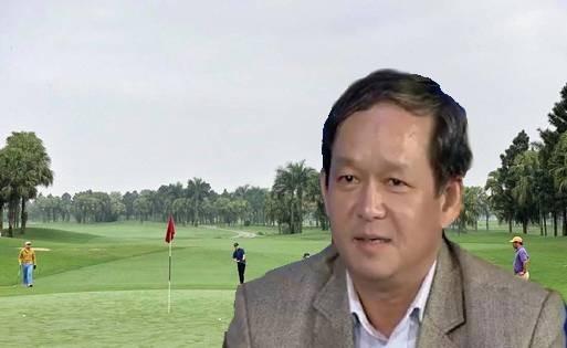 Pho Cuc truong Thue Binh Dinh danh golf giua dich COVID-19 la ai?