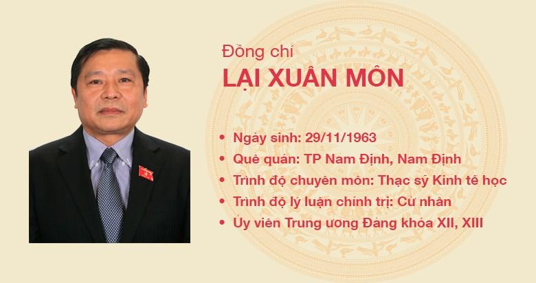 Chan dung tan Pho ban Tuyen giao Trung uong Lai Xuan Mon-Hinh-4
