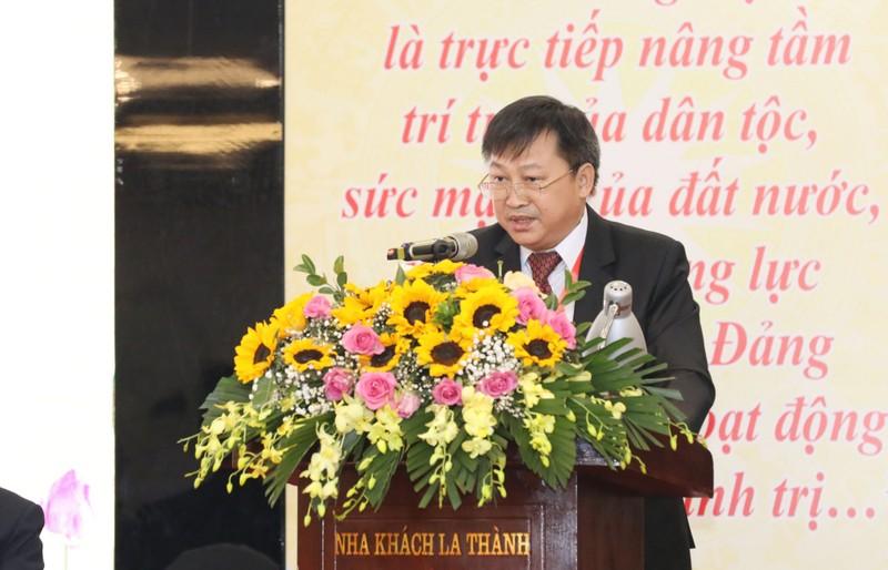 """Doi ngu tri thuc TP Ho Chi Minh dong gop de TP tro thanh trung tam lon cua dat nuoc"""