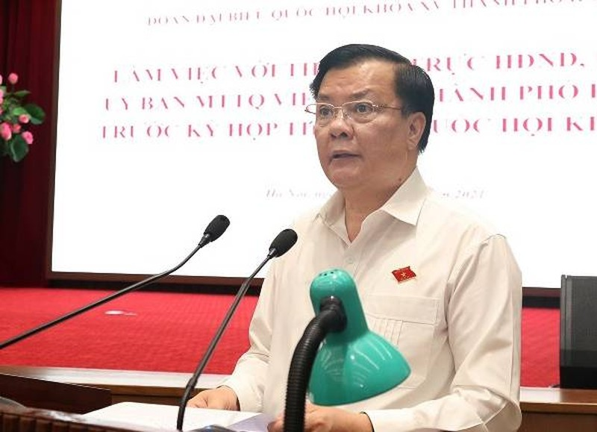 Bi thu Ha Noi: TP mo hoat dong nhung khong nong voi, phai than trong