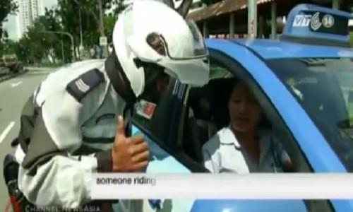 Kho tin CSGT thuong nong cho lai xe