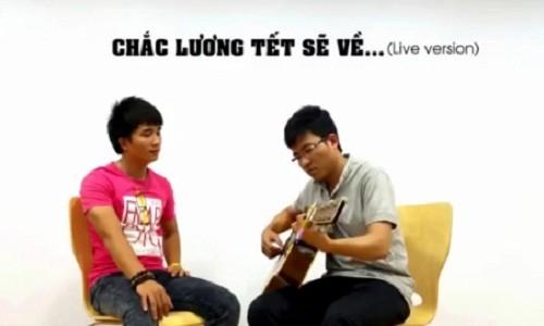 Xon xao clip hat che Chac luong Tet se ve