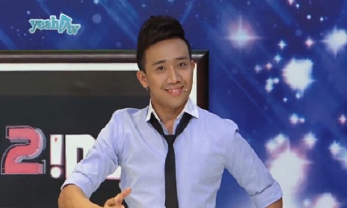 MC Tran Thanh gia giong hat 5 ca si cuc dinh