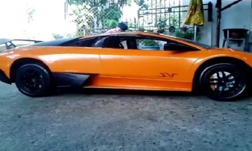Su that nga ngua sau man rua sieu xe Lamborghini