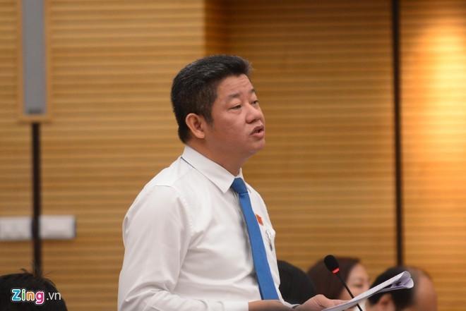 Giam doc So KH&DT Ha Noi Nguyen Manh Quyen noi gi vu Nhat Cuong?