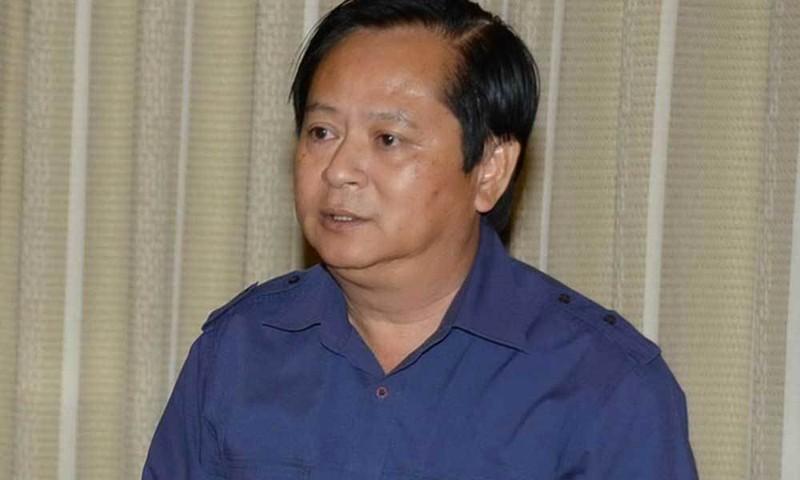 Nguyen PCT TP HCM Nguyen Huu Tin dang o dau, sao phai di ly vao Sai Gon?