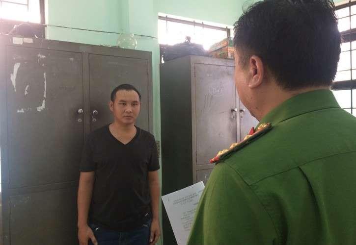 Giang ho Ty Bom bao ke hang quan truoc cong BV Binh Duong the nao?